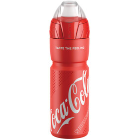 Elite Ombra Drink Bottle 750ml red/white